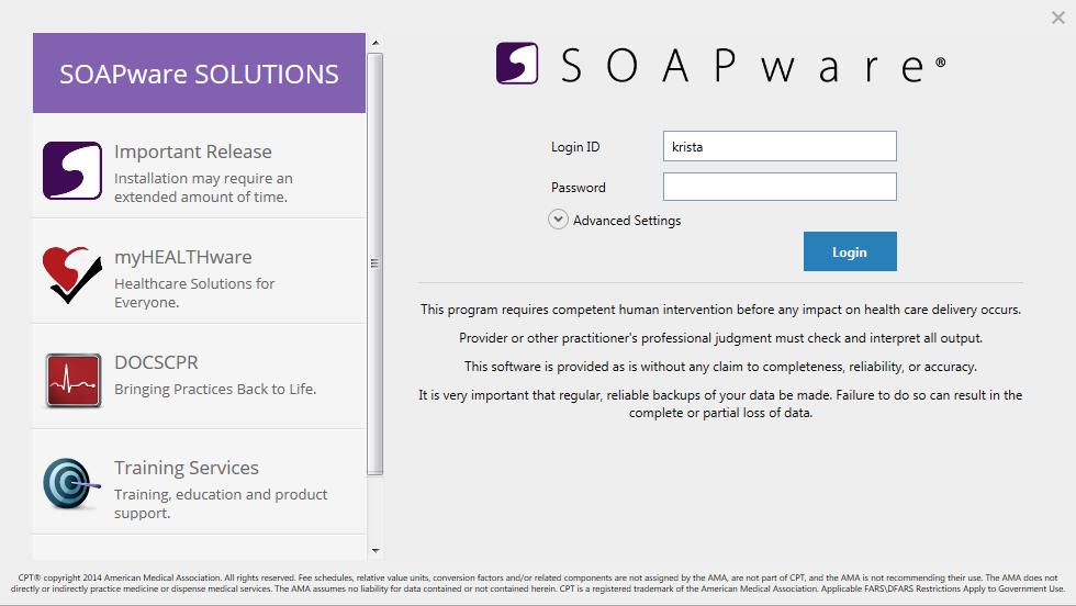 soapware data server