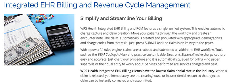 wrs billing