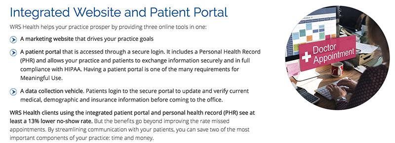 wrs patient portal